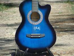 Best guitar in blue color best for learning