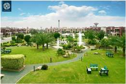 10 Marla Corner Park Facing Plot, Tulip Block, Plot # 17, Bahria Town
