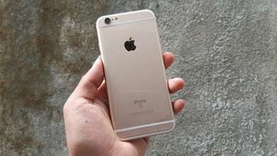 iPhone 6S 64GB Gold Original