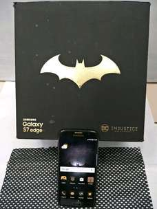 Samsung  s7 edge INJUSTICE BATMAN 4/32 ex SEIN like new fullset ori