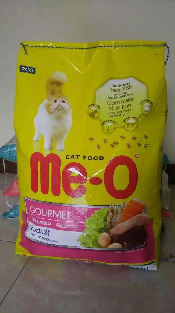 Makanan Kucing Meo Gourmet 1 Karung Hewan Peliharaan 764726340