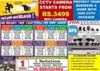Hd Hikvision Cctv Camera Package At Discount Price