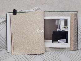 Low price high quality wall paper