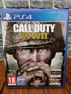 BD PS4 Call Of Duty Ww2 WWII.. game cd kaset COD World War 2