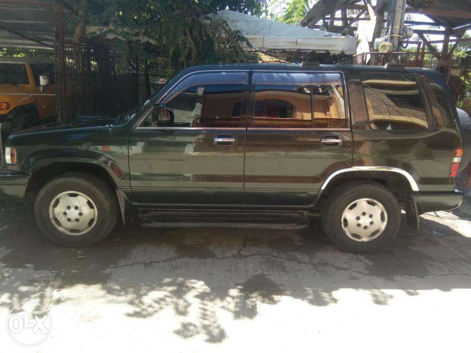 2005 isuzu bighorn 4x4 ready to use in lapu-lapu city, cebu | olx.ph