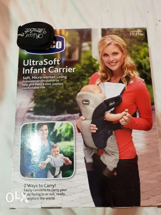 06d70741c6e Chicco Ultrasoft 2-way infant carrier in San Pablo City
