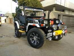 Fully loaded jeeps power steering power break