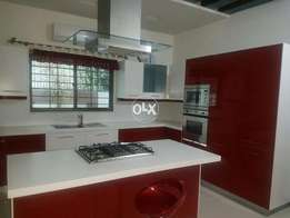 DHA, Luxurious Furnished 2 kanal portion for rent