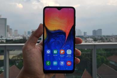 SAMSUNG GALAXY A10 2GB Bisa Cash & Kredit
