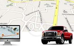 Gps car tracker with gprs real time tracking geo fencing sms alerts...