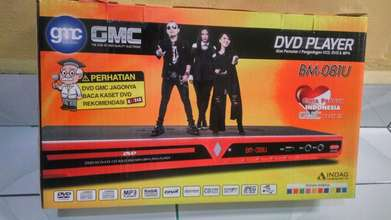 DVD player GMC bisa USB