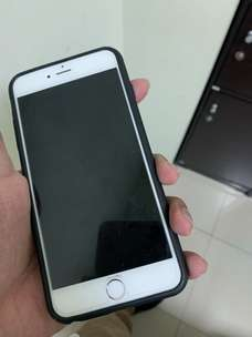 jual hp iphone 6+ 64gb fullset