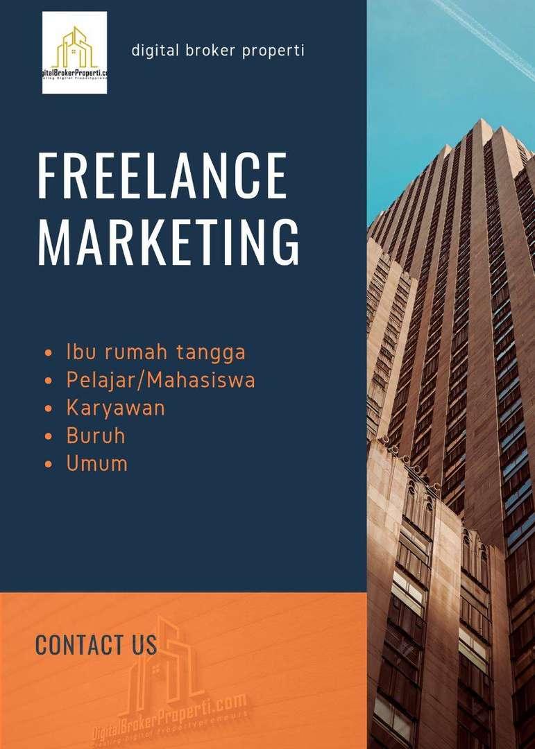 Team Listener dan Freelance Marketer Property 0