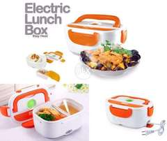 Multifunctional Electric Lunch Box For Instant Hot Food Brand New