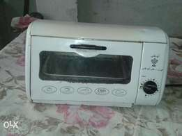 Toaster available