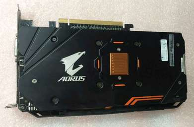 Graphic card for gaming
