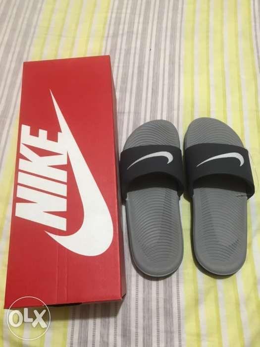 cheap for discount 0b614 00482 Nike adidas sandals slipper slip on in Atok, Benguet   OLX.ph