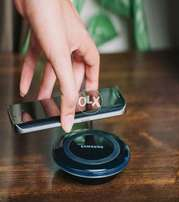 Samsung Pad Wireless Charger For Note And Galaxy Series Mobile Also Su