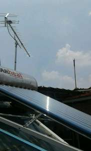 Pemasangan antena tv outdoor