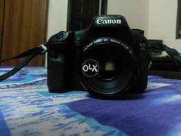 Canon 7D only body
