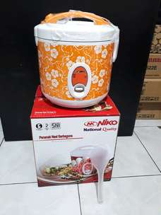deliv magic com niko rice cooker nkrc12 magicom 1,2 Liter