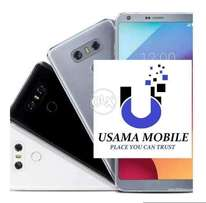 Lg Stock G6 available all color Also avail g2 g5 USAMA MBLS LHR