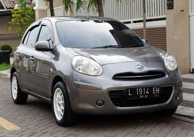 Nissan March 2011 Manual Bs Kredit DP (15 Jt)
