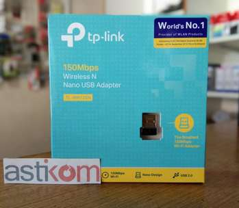 TP-Link USB Wireless Adapter TL-WN725N (150Mbps) Murah dan Bergaransi