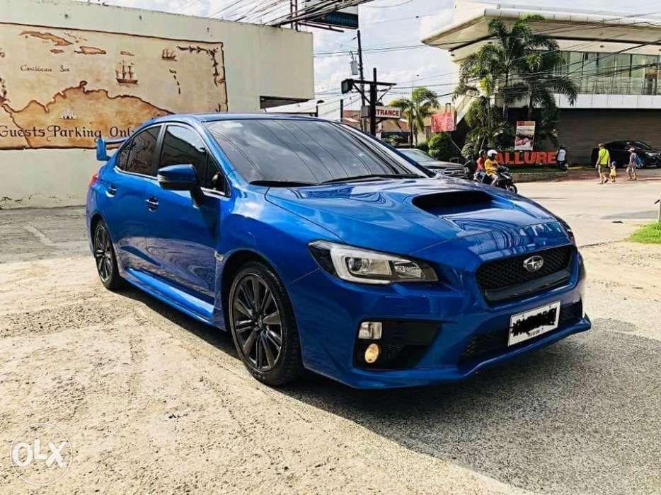 Subaru Wrx 2 0 At 2015 Sti In Cebu City Cebu Olx Ph