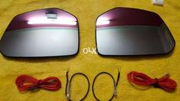 Side Mirrors With 3 Function