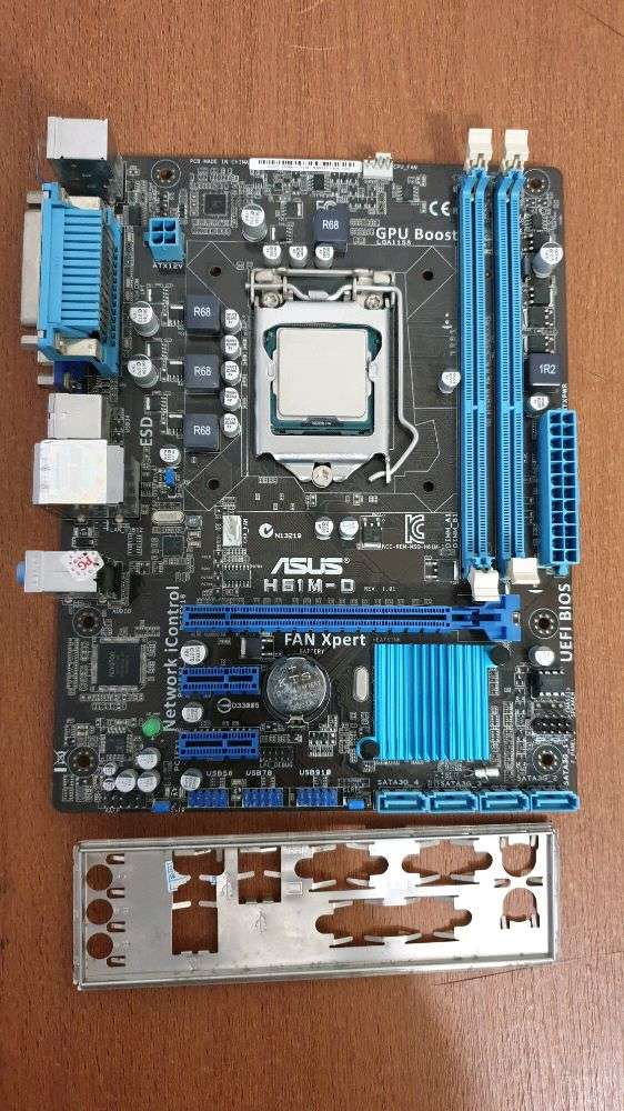 ASUS H61M-D DRIVERS FOR WINDOWS