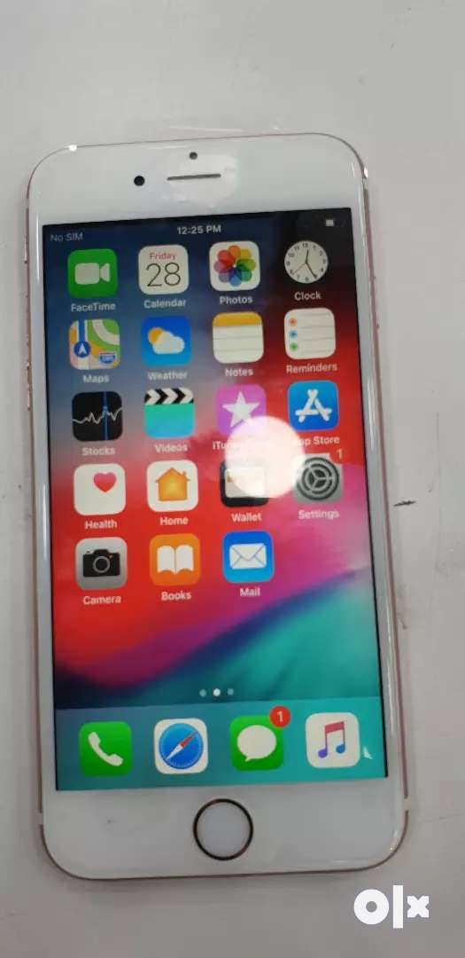 Sell Iphone 6s 16 Gb Rose Gold New Condition Mobile Phones