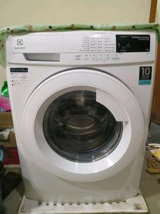 Mesin Cuci Electrolux Top 1 EWF85747 ULTRA ECO FRONT LOADING
