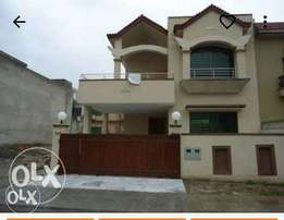 1kanal ground portion besment4rent in bahria town rwp