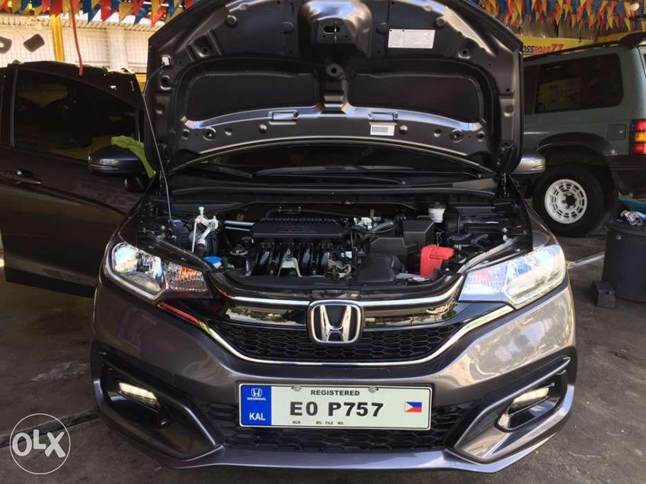 2018 Honda Jazz 15 Vx Navi Cvt In Quezon City Metro Manila Ncr