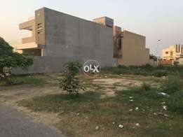 1000 Square Yard Residential Plot For Sale, 3rd & 6 Belt, Dha Phase 8
