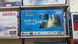 Multimedia Pro!-Samsung TrueColors Curved 42inchs Smart Led Tv Rs.34k