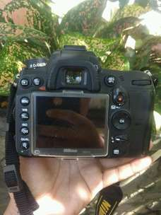 BO Nikon D7000 like new full box sc rendah