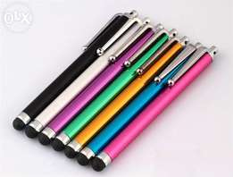 Steel Stylus Pen for Touch Screen Mobile and Tablets