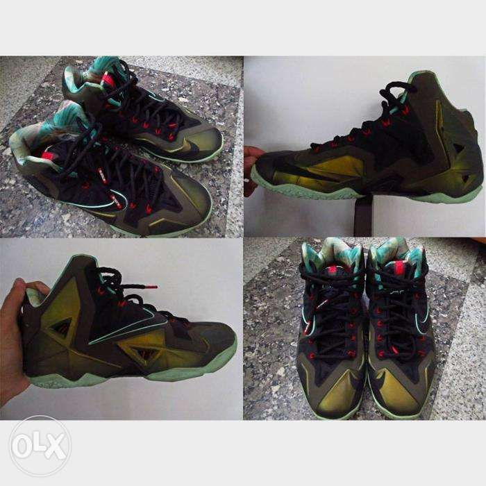 1c40aac79561 Nike Lebron James King s Pride UK 8.5 in Quezon City