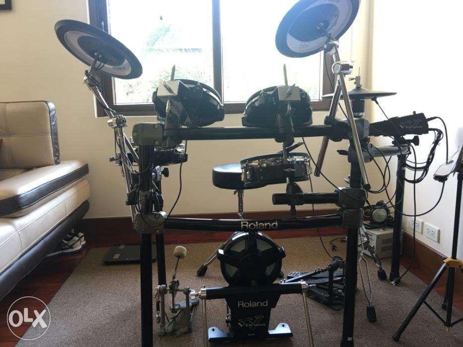 fd5d4f07c366 Roland TD-12 Electronic Drum Set in Parañaque