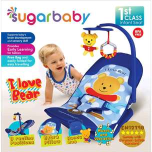 Infant Seat Bouncer Sugar Baby
