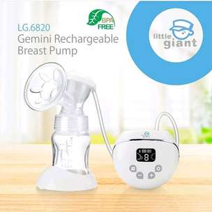 Pompa Asi Little Giant Gemini Rechargeable