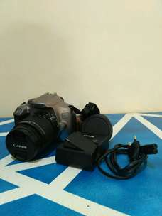 Canon 1300D Wi-Fi + Lensa Kit 18-55mm