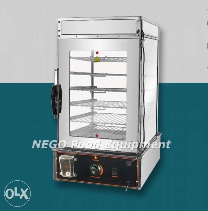 Kitchen Furniture Olx: Electric Siomai Hotdog Siopao Steamer Food Display Warmer