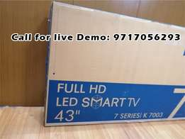 """Best Offer On Sunday Brand New 40"""" Smart Android Led TV With Warranty"""