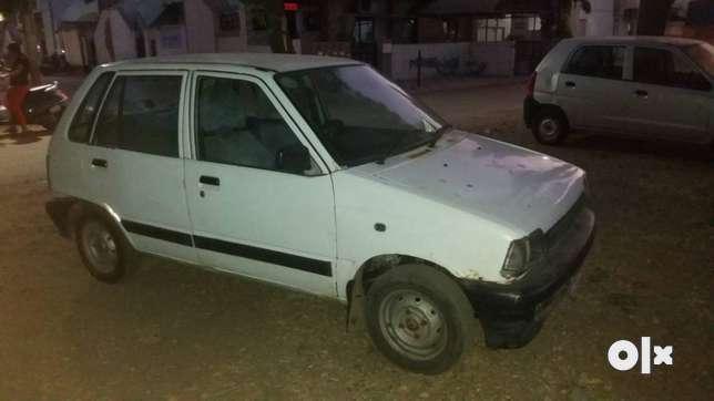 Maruti Suzuki 800 petrol 65000 Kms 2001 year