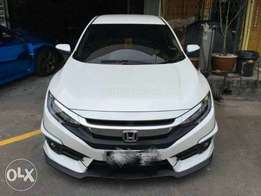 Civic 2017 Body Kit Cash On Delivery Not Posible