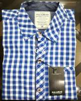Pull&Bear Casual Shirts for Men