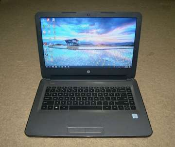 Laptop HP intel Core i3 Ram 4 GB, HDD 500 GB, 14 inch